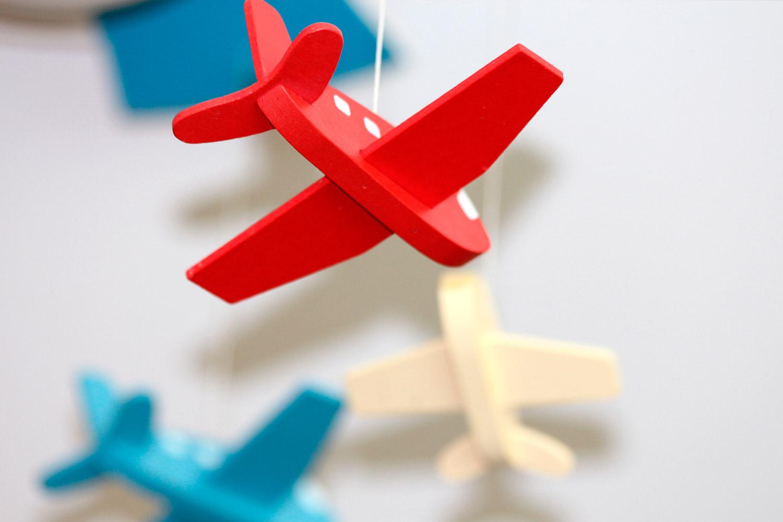 samoloty pobudzające kreatywność